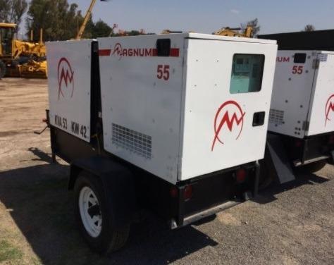 35) generador de electricidad magnum 44 kw 220/440 v 2012