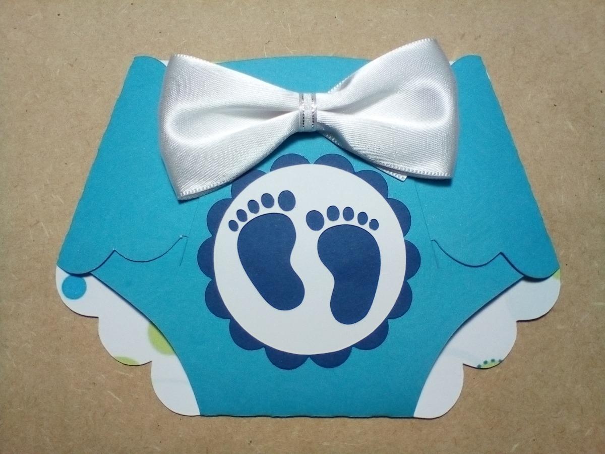 35 Invitaciones Panal Baby Shower Nina Nino