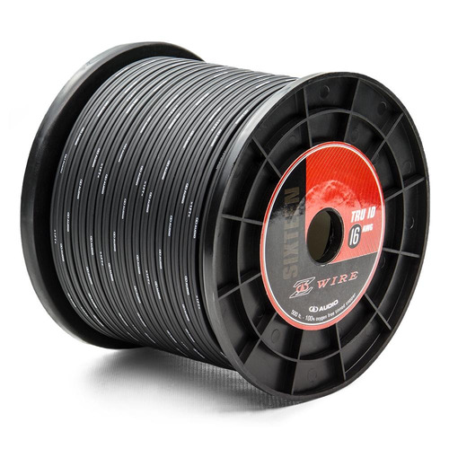 3,5 metros de cabo paralelo dd z-wire  2 x 3,3 12awg