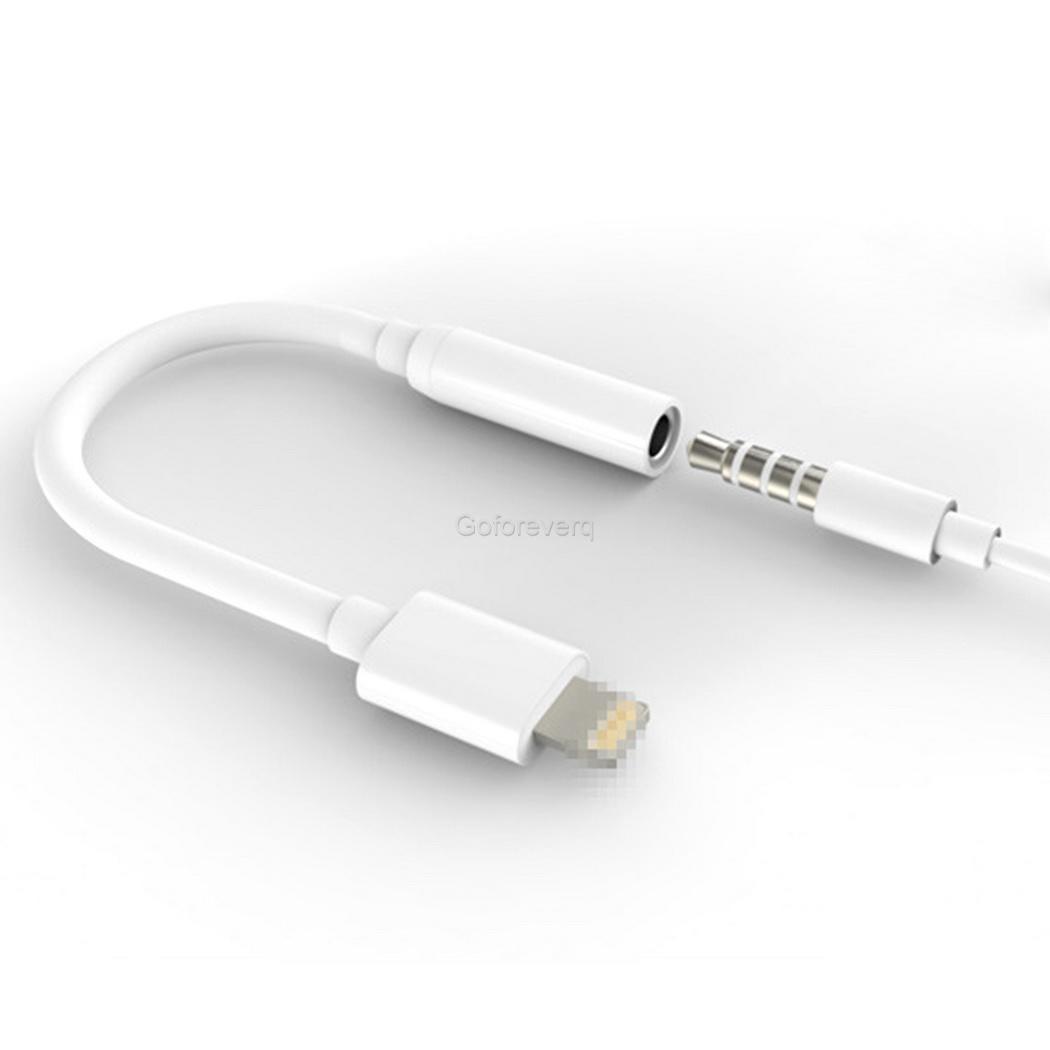 9d045fcd971 3,5 mm aux adaptador lightning auriculares para el iphone 7. Cargando zoom.