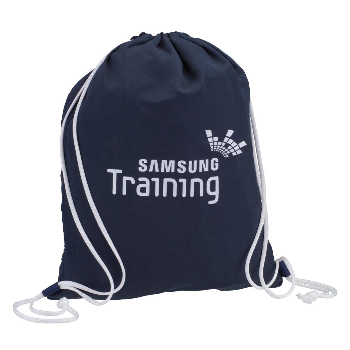 2d866ae2e 35 mochila saco personalizada em nylon 210 em silk 1 cor. Carregando zoom.