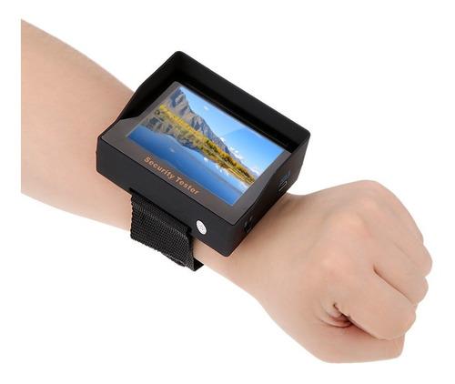 3.5 tft color led portable prueba monitor cmara cctv