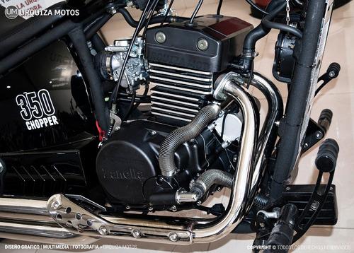 350 chopper motos zanella patagonian eagle