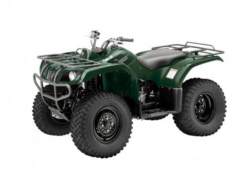350 cuatriciclo moto yamaha grizzly