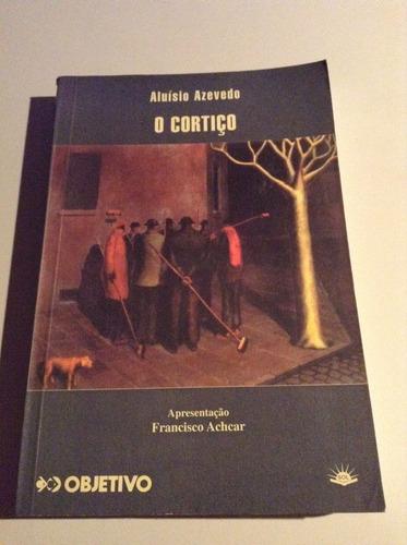 350 livro o cortiço aluísio azevedo objetivo francisco achea