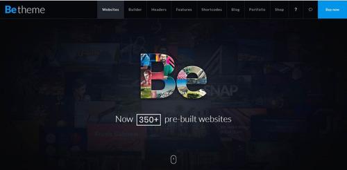 350 site tema wordpress betheme php