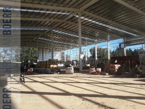 3.500 m a estrenar en parque ind de pilar. planta industrial