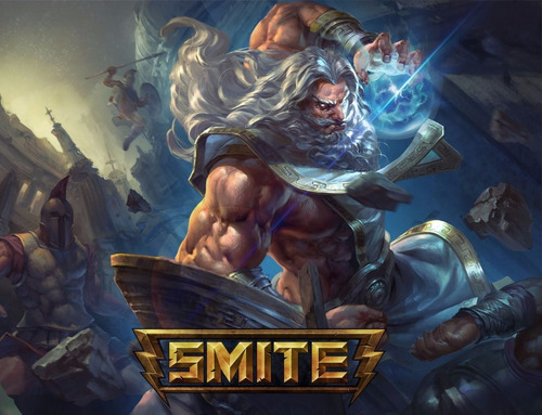 3500 smite gems - pc only [download]