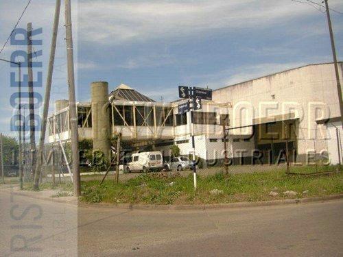 3500m de planta industrial en panamericana y buen ayre.