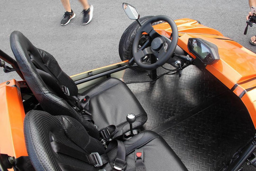 350cc coche de turismo automático + reversa  nuevo