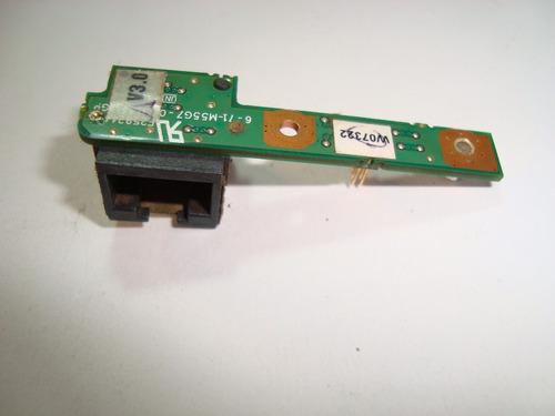 3529 - placa de rede positivo mobile v56