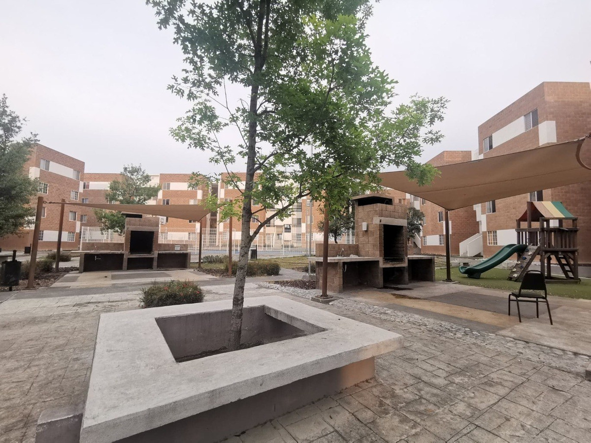 355604-departamento en renta en novus sendero, escobedo nuevo leon