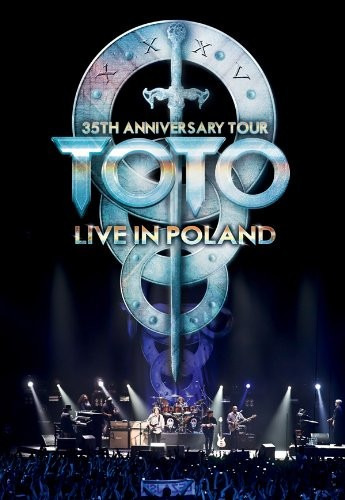 35th anniversary tour-live blu-ray de colección 3 discos