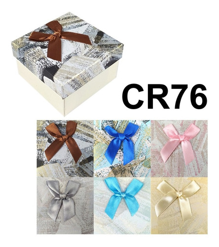 36 cajas para reloj (6 lotes de 6 cajas) modelos estuches