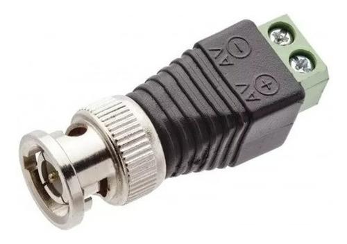 36 conectores bnc borne p/ cftv câmera