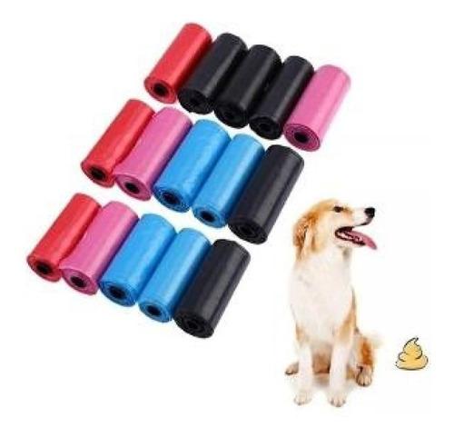 36 rollos de bolsas de recolección de popo para mascotas