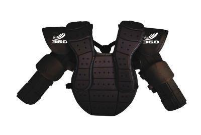 360 athletics deluxe pecho protector
