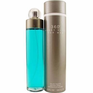 360º by perry ellis, caballero, 200ml