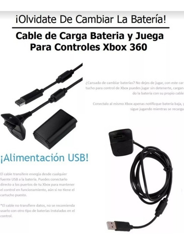 360, cable xbox