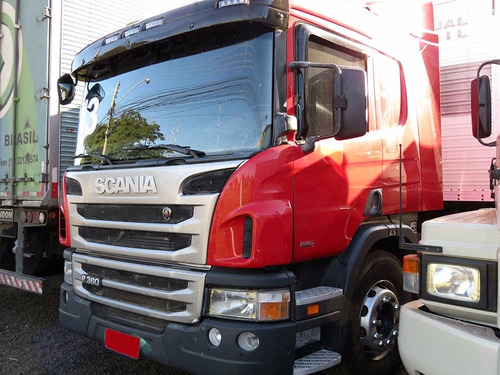 360 caminhão scania