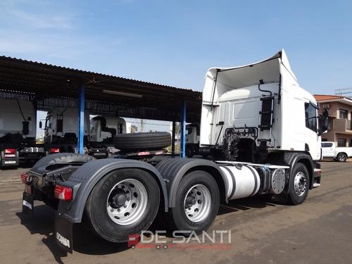 360 caminhões scania