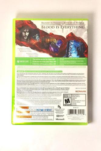 360 castlevania game xbox