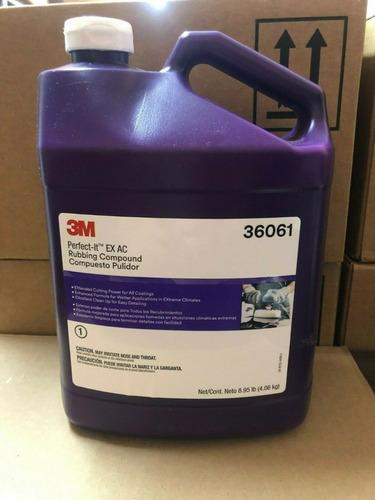 36061 ex pasta pulidora 3m x galon - paso 1