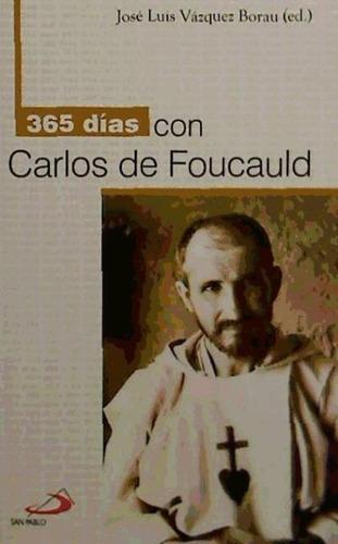 365 días con carlos de foucauld(libro espiritualidad cristia
