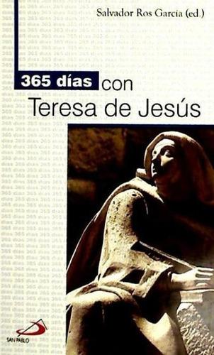 365 días con teresa de jesús(libro biografías)