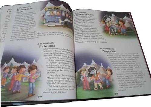 365 historias de fantasmas libro infantil pasta dura niños