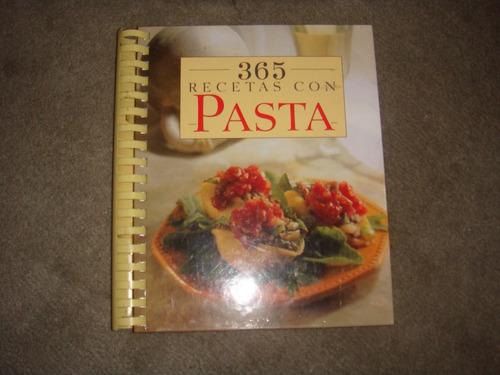365 recetas con pasta fabulosa obra