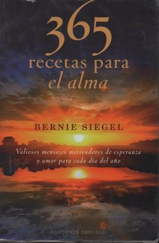 365 recetas para el alma bernie siegel u00022