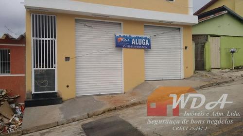 369 salão comercial mauá vila guarany prox. centro 30m²