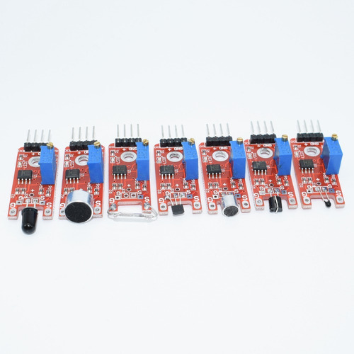 37 modulos para arduino, raspberry pi