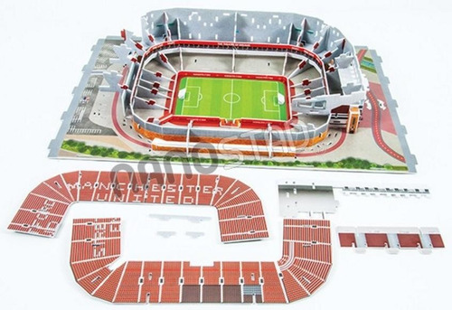 3705 estadio old trafford manchester united 186 pie nanostad