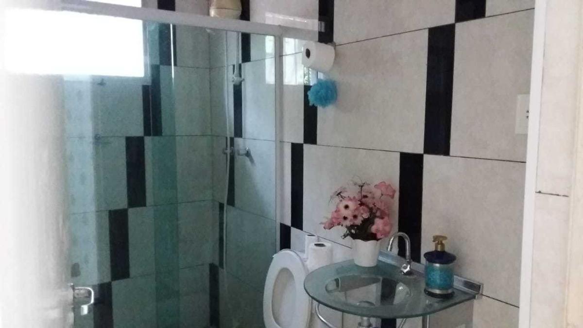 3726-casa mobiliada com piscina mongaguá repasse de dívidas