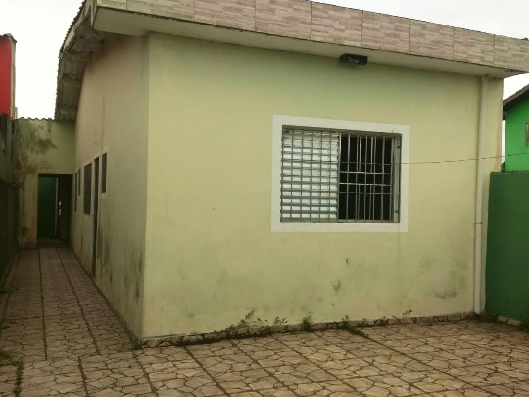 3745-casa 2 dormitórios lado pista jardim praia grande
