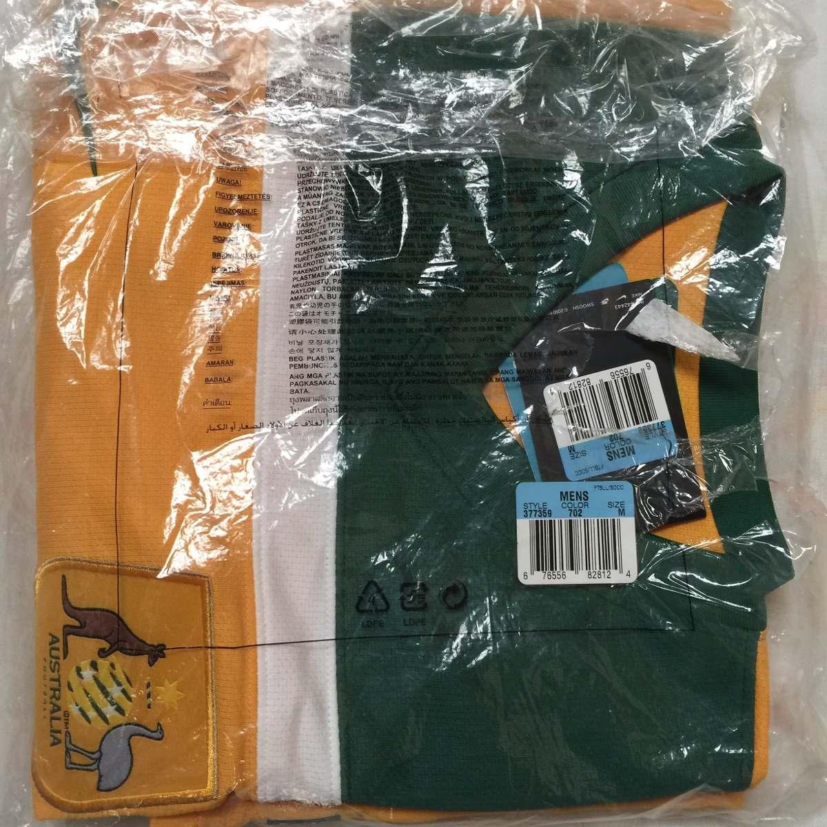fbf2f08a37 377359-702 camisa nike austrália home 2010 m fn1608. Carregando zoom.
