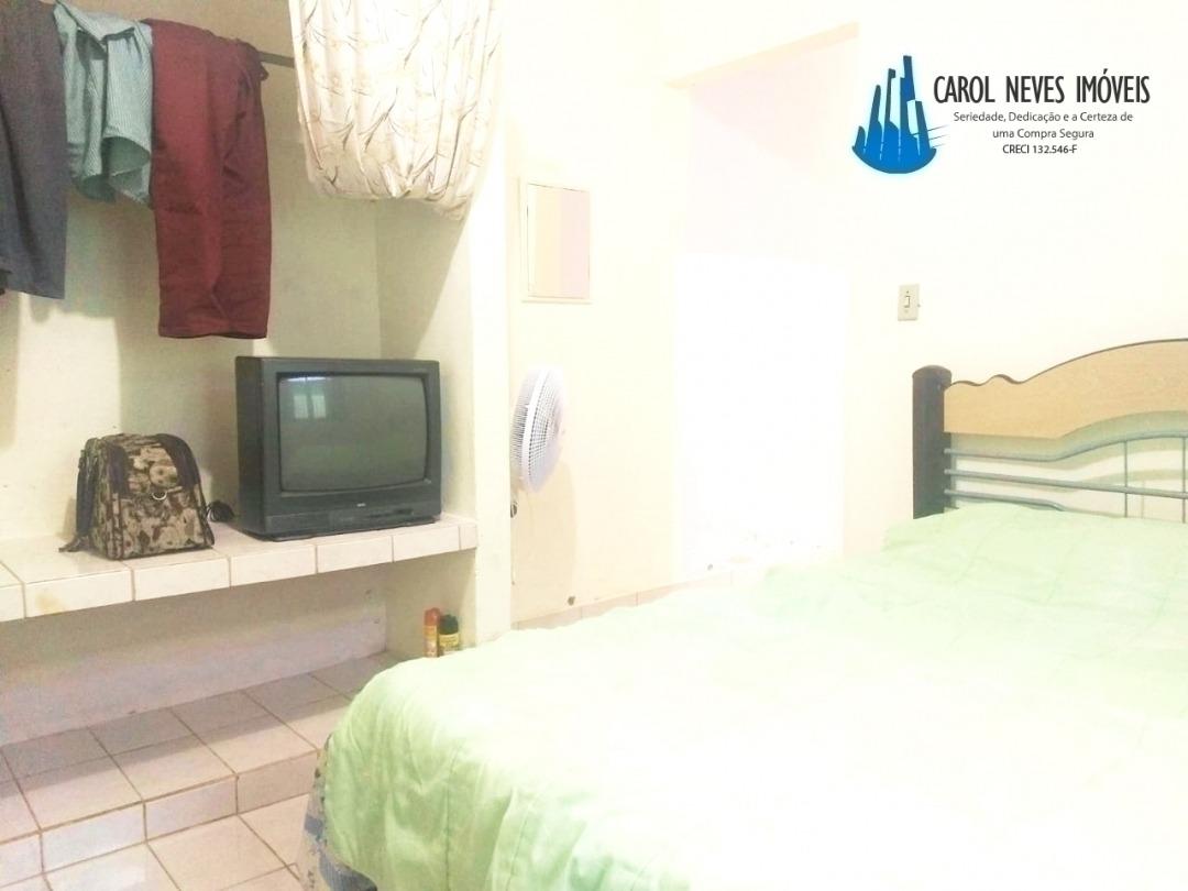 3777-casa 1 dormitório mongaguá itaóca por apenas r$130 mil