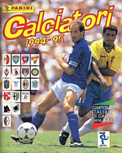 38 álbuns figurinhas campeonato italiano 1985 à 2016 digital