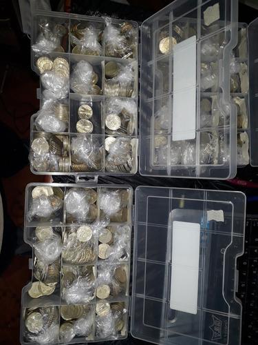 38 monedas sueltas colección completa riqueza y orgullo 2019