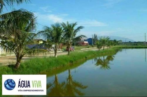 382 - venda terreno no condomínio residencial unamar
