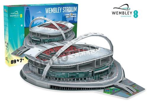 3845 estadio wembley londres rompecabezas 89 piezas nanostad