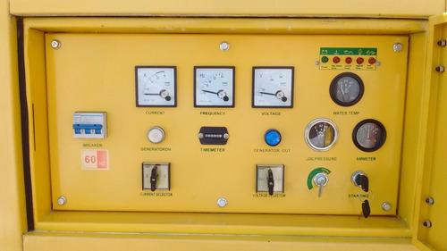 39) planta de luz y emergencia 37.5 kw/50kva nueva