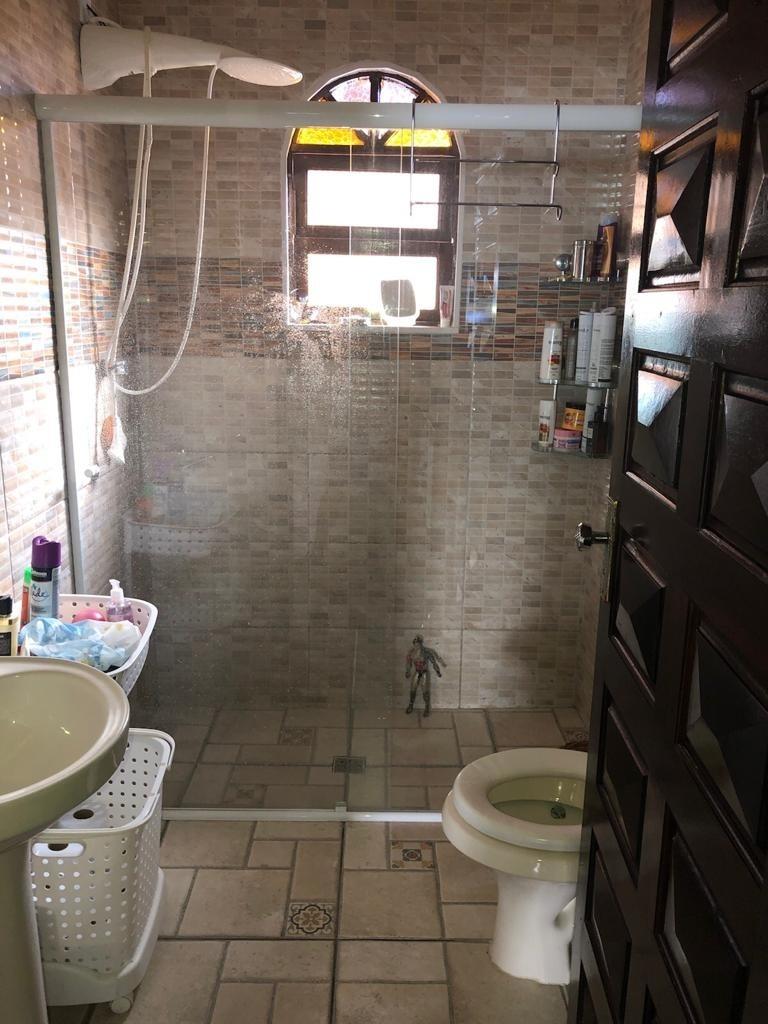 3937 - casa lote inteiro piscina 3 dormitórios 50 metros