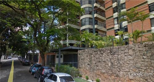 398 -apartamento alto padrão em indianópolis, 210 m² util