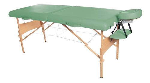 3b scientific w60602g - mesa de masaje green deluxe !