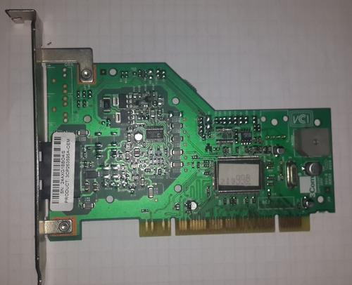 3com 3cp263595-oem 56k internal fax/modem us robotics 0766