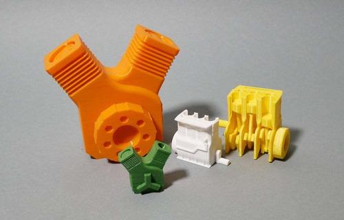 3d modelagem e peças customizadas para carros antigos