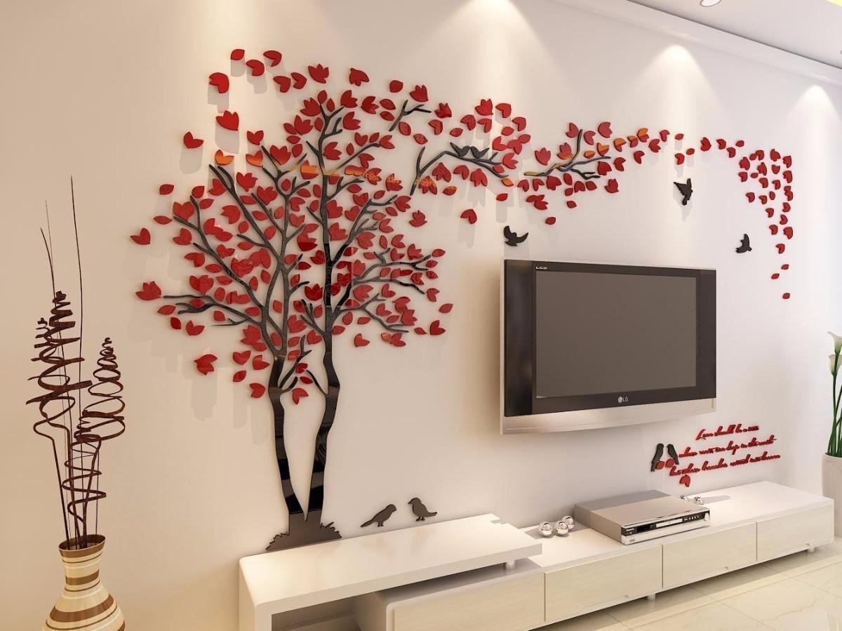 3d Murales De Pared De Arbol De Parejas Para Sala De Estar G